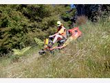 All-Terrain Services - Steep slope mowing