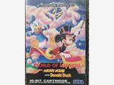 World of Illusion Starring Mickey Mouse and Donald