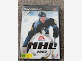 NHL 2002 EA Sports for PlayStation 2