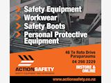 Safety Boots, Workwear and PPE