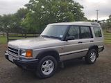 *Sold*  Land Rover Discovery S V8i 2001