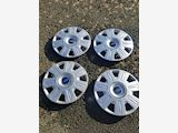 Ford Mondeo or Focus hubcaps set - 16""