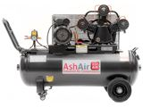 3HP 100L Belt Drive Piston Air Compressor
