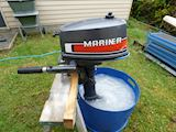 Mariner 4 hp Outboard motor