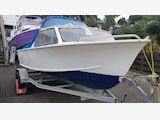 Hartley 16 foot Motorboat
