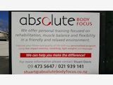 Absolute Body Focus - rehabilitation and massage