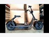 New Citycoco 1500w Fat Tire Electric Scooter
