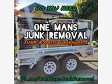 One Mans Junk Removal Service