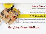Builder & Handyman services within Waikato