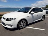 2010 Falcon XR6 50th Anniversary Edition
